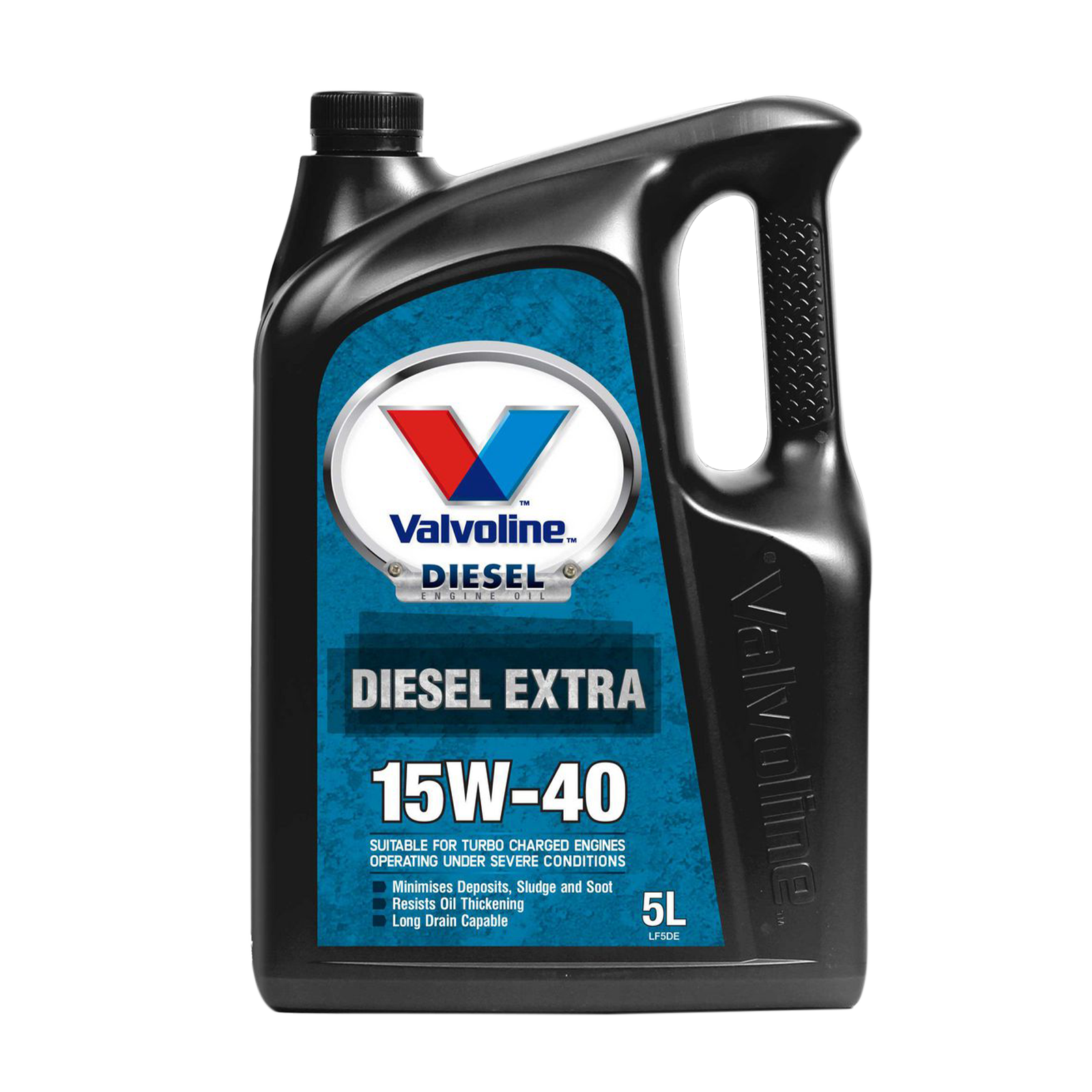 Valvoline Diesel Extra 15W-40 Engine Oil 5L For FORD
