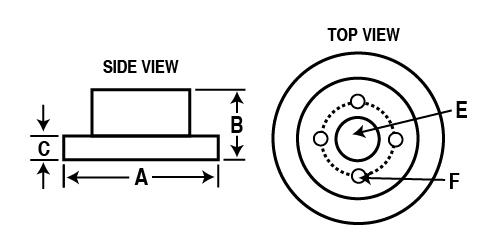 rear pair dba hd disc brake rotors dba4406 for mitsubishi