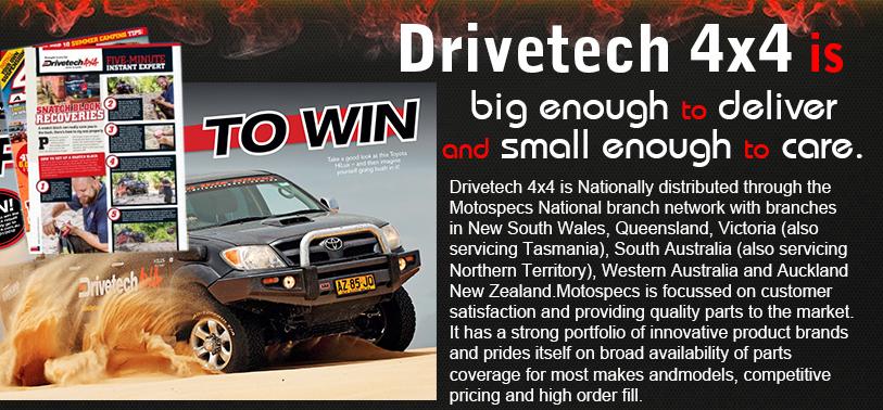Drivetech