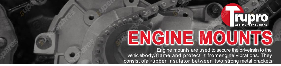 Rear L/R Engine Mount For BMW 320Ci 323Ci 325Ci 328Ci 330Ci