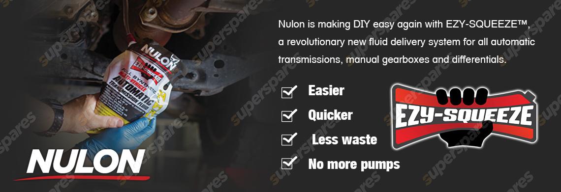 Nulon EZY-SQUEEZE Premium Mineral Automatic Transmission Fluid 1L