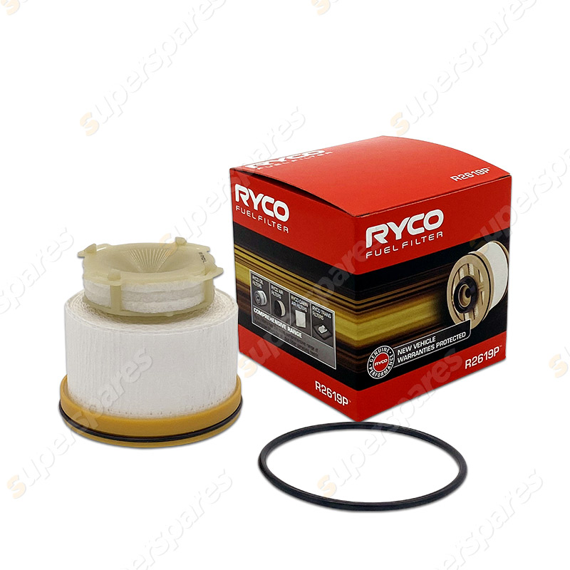 Ryco Fuel Filter R2619P