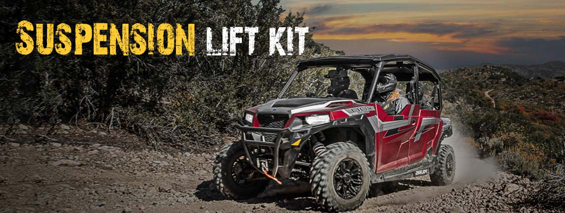 Buying Guides Your Guide to Buying a Suspension Lift Kit